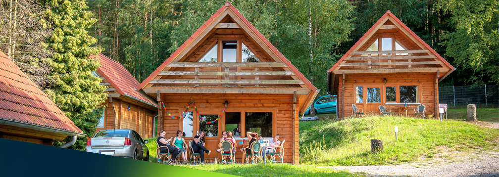Ferienhäuser | Campingplatz Hohenfelden